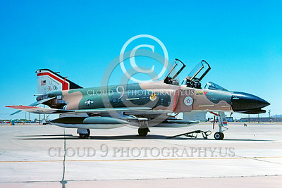 BICEN-F-4 00017 McDonnell Douglas F-4C Phantom II USAF 58th TFW June 1976 by Peter J Mancus