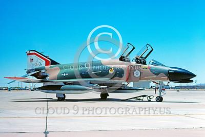 BICEN-F-4 00017 McDonnell Douglas F-4C Phantom II USAF 58th TFW June 1976 by Peter J Mancus