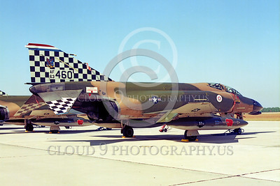 BICEN-F-4 00023 McDonnell Douglas F-4C USA F57th FIS by Peter B Lewis