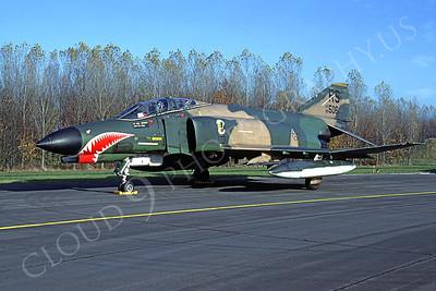 SM 00059 McDonnell Douglas F-4E Phantom II USAF 68506 by Wilfried Zetsche