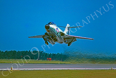 F-101BUSAF 00004 McDonnell F-101B Voodoo USAF October 1980 Tyndall AFB by Peter J Mancus