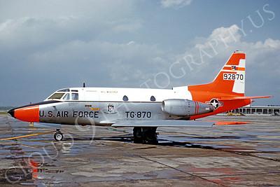 DG 00001 North American T-39 Sabreliner USAF by Eugene M Sommerich