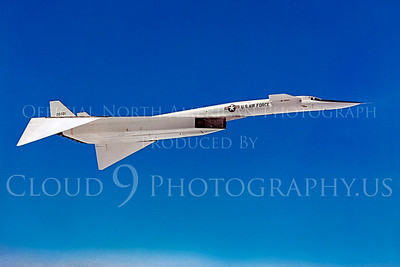 XB-70 00004 North American XB-70 Valkyrie USAF 20001 Official USAF Photograph produced by Peter J Mancus