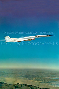 XB-70 00001 North American XB-70 Valkyrie USAF 20001 Official USAF Photograph produced by Peter J Mancus
