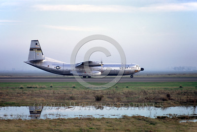 C-133 00003 Douglas C-133 Cargomaster USAF 90529 February 1971 Travis AFB by Peter J Mancus