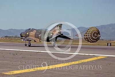 CHUTE 00053 McDonnell Douglas F-4 USAF Nov 1979 by Peter J Mancus