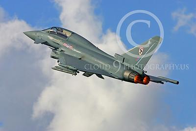ABTyph 00003 Eurofighter Typhoon English RAF by Paul Ridgway