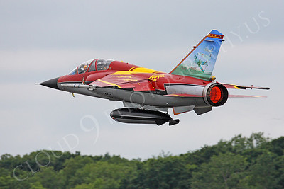 AB-F-1 00026 Dassault Mirage F-1-B French Air Force by Peter J Mancus