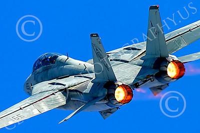 AB - F-14USN 00064 Grumman F-14 Tomcat US Navy 2004 by Peter J Mancus