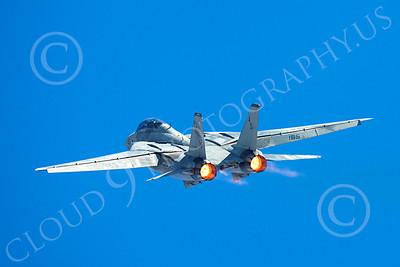 AB - F-14USN 00044 Grumman F-14 Tomcat US Navy 2004 by Peter J Mancus