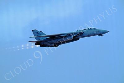 ABF14 00011 Grumman F-14 Tomcat US Navy VF-101 by Peter J Mancus