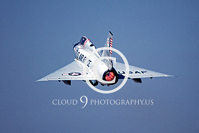ABF106 00001 Convair F-106B Delta Dart US Air Force by Peter J Mancus