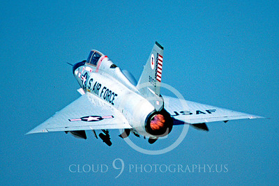 ABF106 00011 Convair F-106B Delta Dart US Air Force by Peter J Mancus