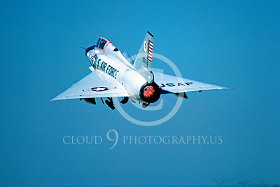 ABF106 00010 Convair F-106B Delta Dart US Air Force by Peter J Mancus
