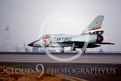 ABF106 00002 Convair F-106B Delta Dart US Air Force by Peter J Mancus