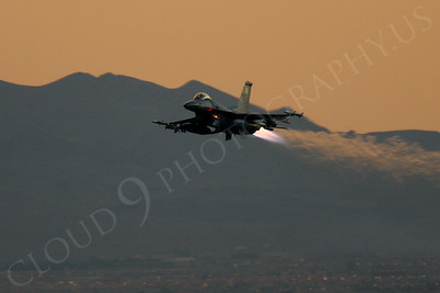 AB - F-16USAF 00051 Lockheed Martin F-16 Fighting Falcon USAF Nellis AFB by Peter J Mancus