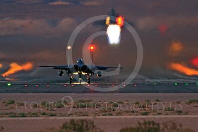 AB - F-15USAF 00017 McDonnell Douglas F-15 Eagle USAF by Peter J Mancus