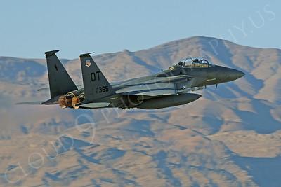 AB - F-15USAF 00084 McDonnell Douglas F-15E Strike Eagle USAF 92365 Nellis AFB by Tim Wagenknecht