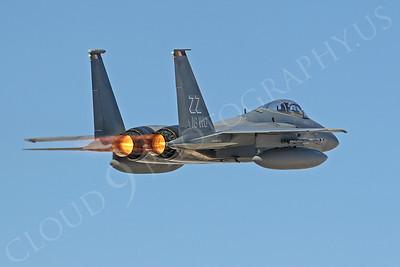 AB - F-15USAF 00092 McDonnell Douglas F-15 Eagle USAF Nellis AFB by Tim Wagenknecht