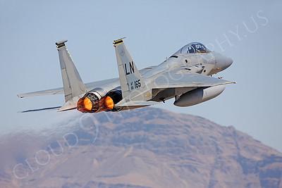 AB-F-15USAF 00012 McDonnell Douglas F-15 Eagle USAF 86165 by Peter J Mancus