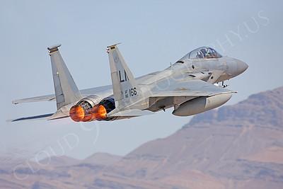 AB-F-15USAF 00082 McDonnell Douglas F-15 Eagle USAF 86166 by Peter J Mancus