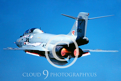 ABF101 00004 McDonnell F-101B Voodoo New York Air National Guard by Peter J Mancus