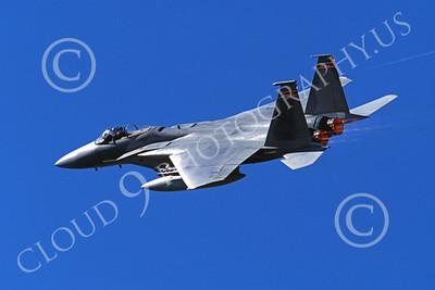 ABF15 00011 McDonnell Douglas F-15 Eagle Missouri Air National Guard by Peter J Mancus