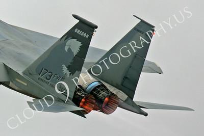 ABF15 00094 McDonnell Douglas F-15 Eagle Oregon Air National Guard [Kingsley Field] by Peter J Mancus