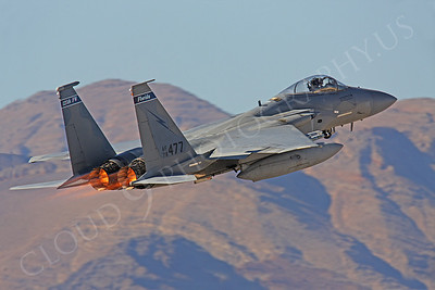 AB-F-15ANG 00052 McDonnell Douglas F-15 Eagle Florida ANG 76477 Nellis AFB by Peter J Mancus