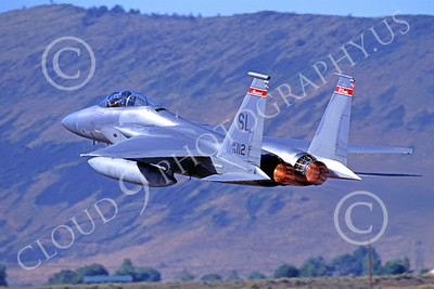 ABF15 00010 McDonnell Douglas F-15 Eagle Missouri Air National Guard by Peter J Mancus