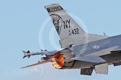 ABF-16 00044 Lockheed Martin F-16 Fighting Falcon New York Air National Guard by Peter J Mancus