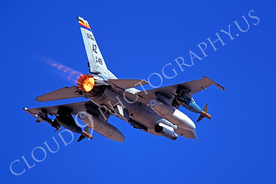 ABF16 00008 Lockheed Martin F-16 Fighting Falcon Arizona Air National Guard 85419 by Peter J Mancus