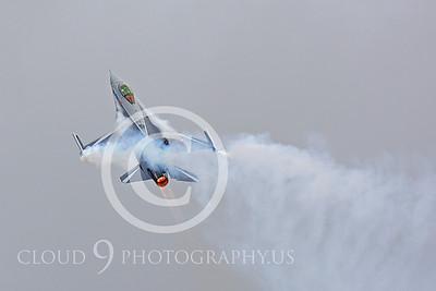 AB-F-16F0RG 00028 Lockheed Martin F-16 Fighting Falcon by Peter J Mancus