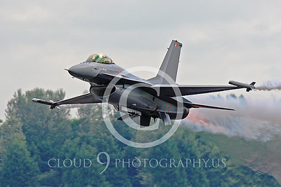 AB-F-16FORG 00008 Lockheed Martin F-16 Fighting Falcon by Peter J Mancus