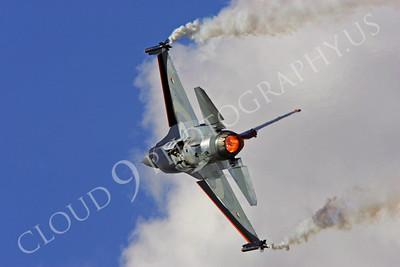 ABF16 00060 Lockheed Martin F-16 Fighting Falcon Dutch Air Force by Paul Ridgway