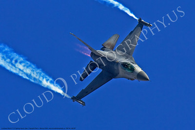 ABF16 00107 Lockheed Martin F-16 Fighting Falcon USAF by Peter J Mancus