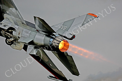 ABF16 00115 Lockheed Martin F-16 Fighting Falcon Netherlands Air Force by Peter J Mancus