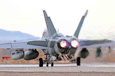 AB-EA-18GUSN 00001 A Boeing F-18G Growler USN takes-off in afterburner NAS Fallon 11-2013 military airplane picture by Peter J Mancus