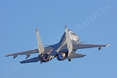 AB-Sukhoi Su-30 Flanker 00006 Sukhoi Su-30 Flanker Indian Air Force by Peter J Mancus