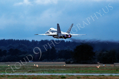 ABF18 00012 McDonnell Douglas CF-18 Hornet Canadian Armed Forces by Peter J Mancus