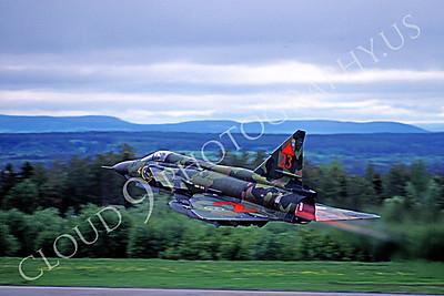 ABViggen 00001 Saab Viggen Swedish Air Force by Hans J van Broekhuzen