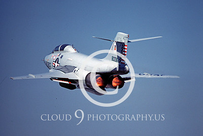 ABF101 00002 McDonnell F-101B 80336 US Air Force by Peter J Mancus
