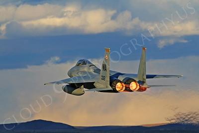 AB - F-15USAF 00144 McDonnell Douglas F-15 Eagle USAF 83012 by Tim P Wagenknecht