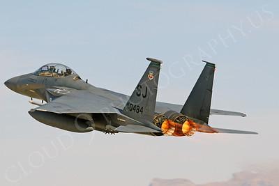 AB - F-15USAF 00108 McDonnell Douglas F-15E Strike Eagle USAF 89084 Nellis AFB by Tim Wagenknecht