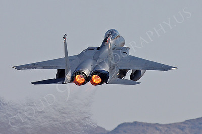 AB-F-15USAF 00066 McDonnell Douglas F-15E Strike Eagle USAF 870188 by Peter J Mancus