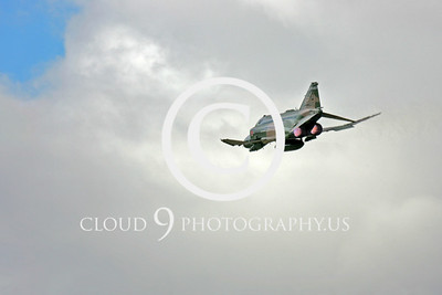 ABF4 00024 McDonnell Douglas QF-4E Phantom II USAF by Peter J Mancus