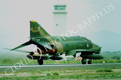 ABF4 00011 McDonnell Douglas F-4C US Air Force 65660 NA tail code by Peter J Mancus