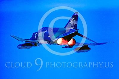 ABF4 00005 McDonnell Douglas F-4 Phantom II US Air Force MY tail code October 1980 by Peter J Mancus