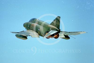 ABF4 000080 McDonnell Douglas F-4E Phantom II US Air Force 68427 MY tail code by Peter J Mancus
