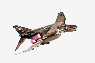 ABF-4 00004 McDonnell Douglas F-4E Phantom II USAF by Peter J Mancus
